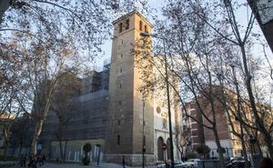 Setenta parroquias de Valladolid se endeudan con el Arzobispado para poder restaurar sus iglesias
