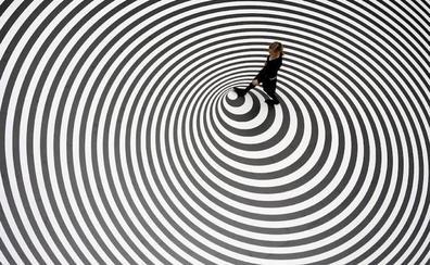 La ilusión óptica que solo puedes ver si mueves la cabeza