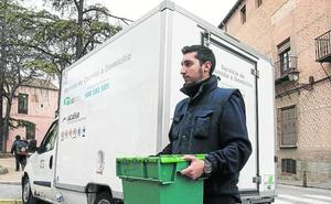 El concejal Andrés Torquemada sostiene que Segovia mantiene un «notable» en gasto social