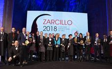 Entrega de los premios Zarcillo de Oro 2018