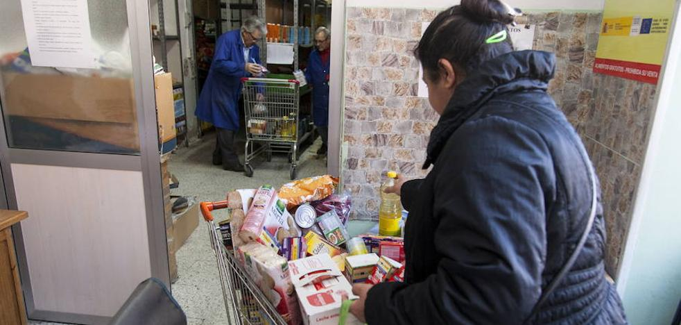 La mejora económica rebaja el 29% el número de ayudas de urgencia a familias de Valladolid