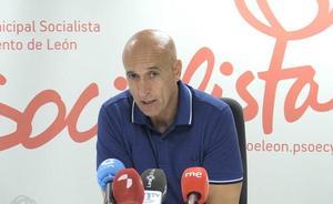 El PSOE de León pide a Sánchez que cese a Puente y deje la provincia «en paz»