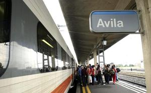 Ayuntamiento y Diputación de Ávila respaldan las demandas del comité de empresa de Adif