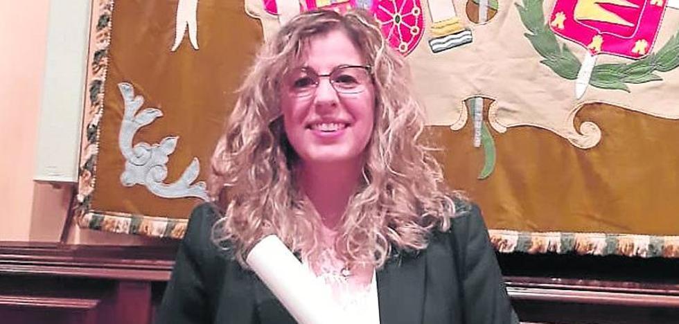 Francisca Moreno, cirujana del Complejo Asistencial de Palencia, premiada por su trabajo contra el cáncer de colon