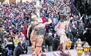 La Junta declara Bien de Interés Cultural la Semana Santa de Rioseco