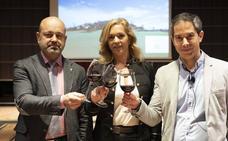 Vinos de Bodegas Legaris en el Club de Catas de El Norte de Castilla