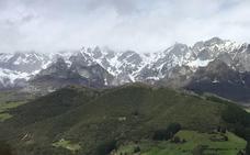 Picos de Europa, el paraíso visto desde el cielo