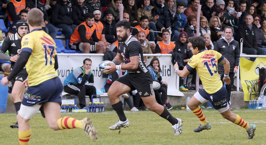 Participa en el sorteo de entrada para el rugby