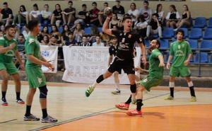 Un gran BM Salamanca se toma la revancha ante el filial del Ademar (23-24)