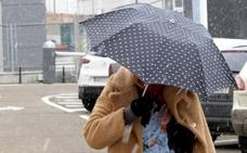 Valladolid acumula 8,6 litros por metro cuadrado durante este sábado