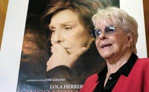 Lola Herrera regresa al Juan Bravo con 'Cinco horas con Mario'