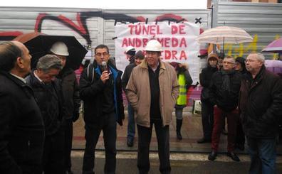 Indignación en Pilarica y Belén por el retraso en la obra del túnel de Andrómeda