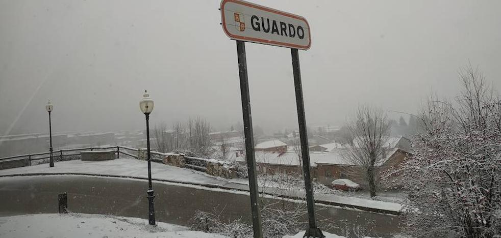 Las temperaturas se desplomarán en Palencia hasta los -4 grados