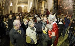 Raúl Berzosa invita a crear una Iglesia «sinodal y misionera» en su misa de despedida de Ciudad Rodrigo
