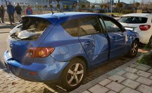 La Policía Municipal de Valladolid pide ayuda para localizar a los autores de los daños a tres vehículos