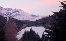 Satisfacción comedida tras la apertura de la estación de esquí de La Pinilla