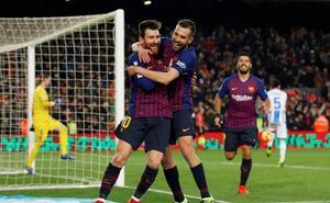 Y Messi volvió a resolver