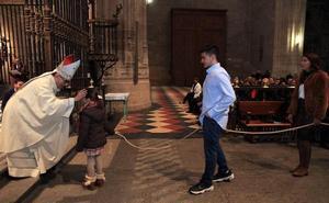El obispo preside la misa del centenario Marista