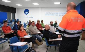 Protección Civil cuenta con candidatos para ampliar la agrupación de Segovia