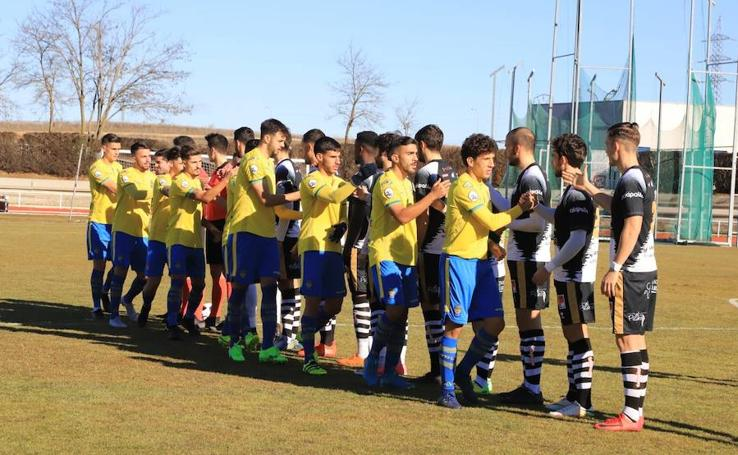 Unionistas vs UD Las Palmas Atlético