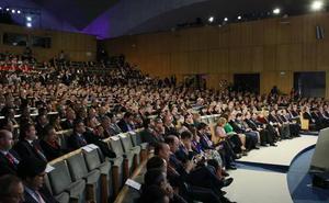 El VIII Centenario disparó un 20% la cifra de asistentes a encuentros y congresos