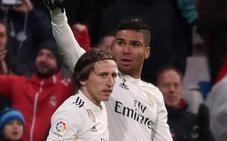 Los cinco mejores goles de la jornada 20 de Primera