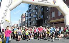 El 10 de marzo, Palencia se llenará de corredores