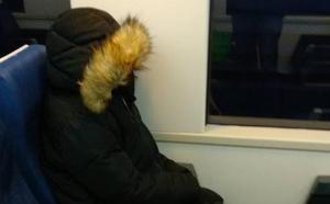 Los pasajeros del tren de la mañana Ávila-Valladolid critican que haya salido sin calefacción a temperaturas bajo cero