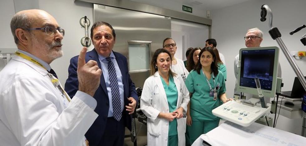 El Clínico de Valladolid unifica la braquiterapia para tratamiento de cáncer