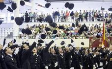 Interior formaliza el contrato de concesión de la formación en la Escuela Nacional de Policía a la Universidad de Salamanca