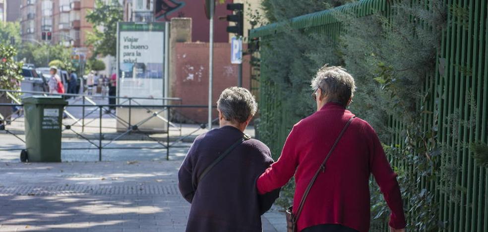 Valladolid tiene más vecinos con más de 80 años que niños con menos de 10