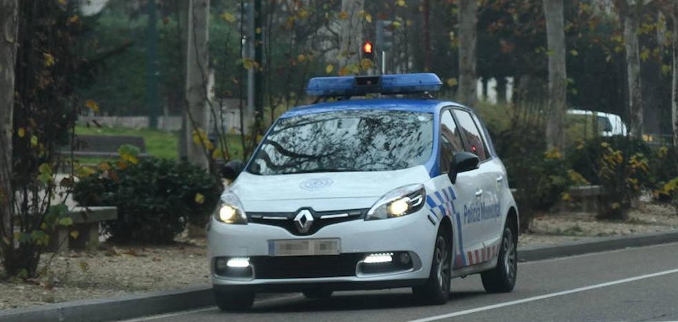 La Policía Municipal denuncia el fin de semana a 37 vehículos en Valladolid por exceso de velocidad