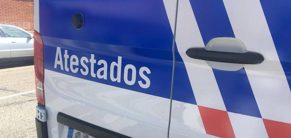 Detenido en Valladolid por negarse a realizar la prueba de alcoholemia y amenazar «gravemente» a los agentes