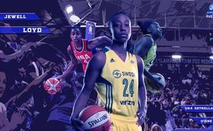 Bombazo de Avenida: ficha a la campeona del mundo y actual campeona de la WNBA Jewell Loyd