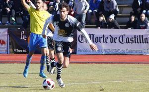 Guille Andrés: «Ojalá pueda marcar goles para Unionistas en el nuevo campo la próxima temporada»