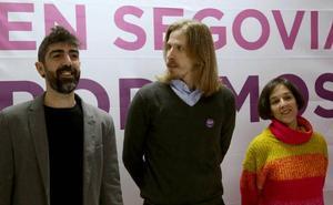 Guillermo San Juan opta a las primarias de Podemos a la Alcaldía de Segovia