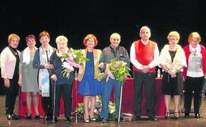 La Asociación de Jubilados de Pedrajas rinde homenaje a sus socios más veteranos