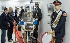 Inauguración del Museo de la Policía Municipal de Valladolid