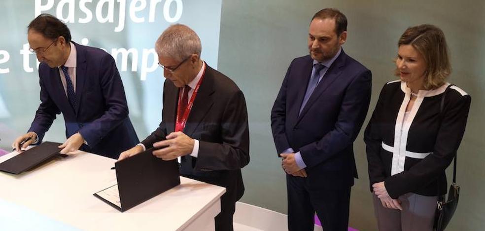 Palencia solicita a Fomento trenes de alta velocidad hacia Madrid con un coste más económico