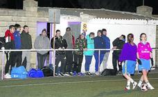 El Deportivo Palencia, al borde de la exclusión de Preferente tras no presentarse ante el Venta de Baños