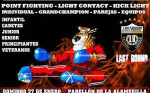 Salamanca celebra este domingo el IV Open Nacional Ciudad de Salamanca de Kickboxing
