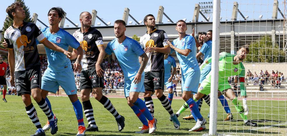 Atlético B-Unionistas, el duelo de los dos mejores equipos del grupo I desde noviembre