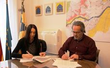 Firmado el convenio para la cesión de una parcela para el centro de día de autismo de Zamora