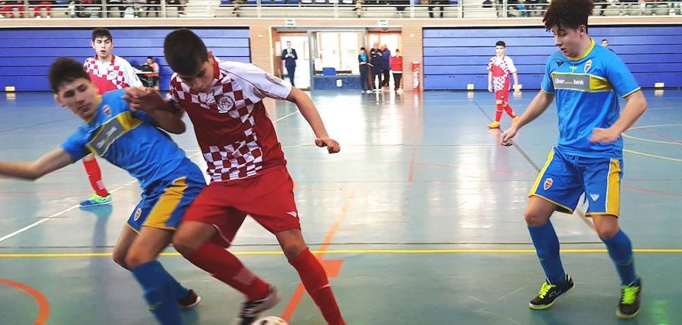 Castilla y León inicia el Nacional sub 19 con triunfo
