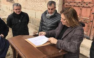 La restauración de la antigua iglesia del Simón Ruiz estará lista en octubre