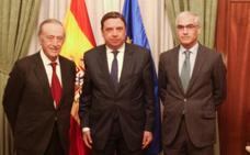 La FEV pide a Luis Planas que España lidere la lucha contra el cambio climático en el viñedo