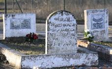 Los musulmanes de la región podrán enterrar a sus muertos sin féretro en parcelas reservadas