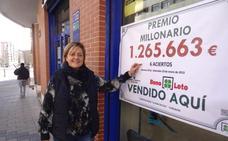 La Bono Loto deja un gordo de 1,2 millones de euros en Parquesol