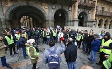 La Policía Local retoma sus movilizaciones para pedir más medios y mejoras salariales