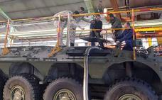 Defensa compromete 50 millones para la Base Mixta de Segovia, que tiene más de 200 trabajadores